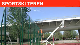 sportski teren paneli