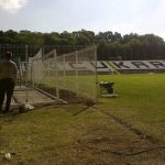 Montaža ograda sportski teren